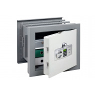 Burg Wachter Diplomat WT 10/5 350 E Wall Safe With Electronic Lock (38ltrs)