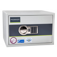 Burton Eurovault Aver S2 Size 2 Safe With Electric Lock (23ltrs)