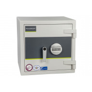 Burton Eurovault Aver Grade 2 Size 0 Safe With Electronic Lock (47ltrs)