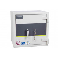 Burton Eurovault Aver grade 2 size 1 safe with key lock (64ltrs)