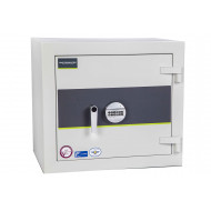 Burton Eurovault Aver Grade 2 Size 3 Safe With Electronic Lock (114ltrs)