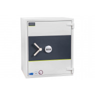 Burton Eurovault Aver Grade 2 Size 4 Safe With Electronic Lock (158ltrs)