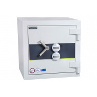 Burton Eurovault Aver Grade 5 Size 1 Safe With Dual Electronic Lock (111ltrs)
