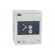 Burton Eurovault Aver grade 5 size 2 safe with dual electronic lock (163ltrs)