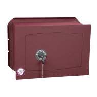 Burton Unica Wall Safe Size 1 With Key Lock (11ltrs)