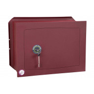 Burton Unica Wall Safe Size 2 With Key Lock (22ltrs)