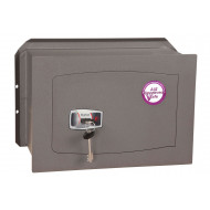 Burton Dk Wall Safe Size 3 With Key Lock (13ltrs)
