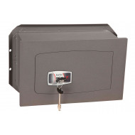 Burton Dk Wall Safe Size 2 With Key Lock (5ltrs)