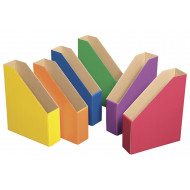 Colour Filing Storage (Primary Colours)