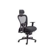 Gregor Heavy Duty Mesh Back Chair