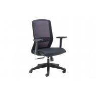 Caspian Mesh Back Operator Chair
