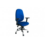 Bormin Ergonomic Pump Up Lumbar Operator Chair