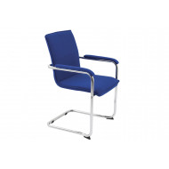 Lambro Fabric Visitor Chair