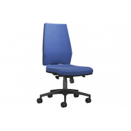 Platini High Back Synchro Operator Chair