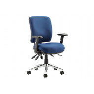 Next-Day Praktikos Medium Back Posture Operator Chair
