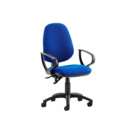 Next-Day Lunar 2 Lever Operator Chair With Fixed Arms