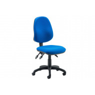 Next-Day Lunar 3 Lever Operator Chair With No Arms