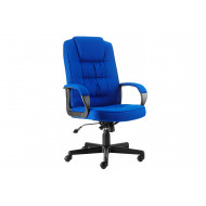 Next-Day Muscat Fabric Executive Chair