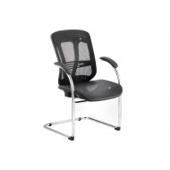 Next-Day Minsk Mesh Back Visitor Chair