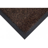 Nylon Machine Washable Entrance Mat (Brown)