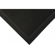 Fingertip Natural Rubber Doormat