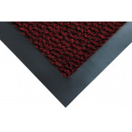 Vynaplush internal entrance mat (red)