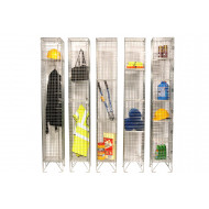 Premium Wire Mesh Lockers