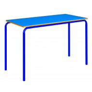 Colour Edition Rectangular Crush Bent Tables