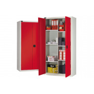 Probe Multi Compartment Cupboard With 8 Compartments