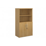 All Oak Open Top Cupboards