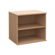 Desk end bookcases