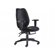 Cornwall High Back Ergonomic Operator Chair