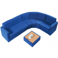 Portland Modular Reception Seating