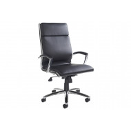 Nightingale Leather Faced Executive Chair