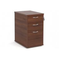 Duo Desk High Pedestals