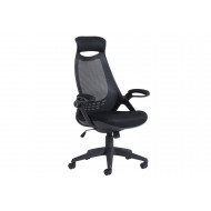 Weber High Back Mesh Chair With Headrest