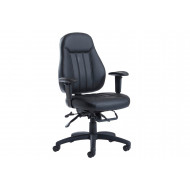 Next-Day Holden Ergonomic Task Chair (Leather)