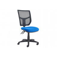 Gordy 3 lever mesh back operator chair no arms