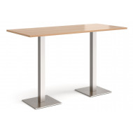 Erding Rectangular Poseur Table