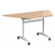 Holbrook Trapezoidal Flip Top Table