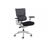 Merideth Mesh Back Operator Chair (White Frame)