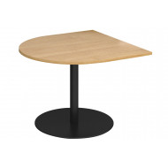 Constant Boardroom Radial Extension Table