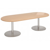 Gerber Radial Boardroom Table