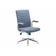Presley High Back Fabric Executive Chair