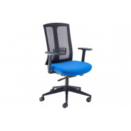 Spencer Mesh Back Operator Chair (Fixed Arms)