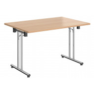 Adson Rectangular Folding Table