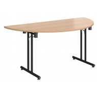 Ziegler Semi Circular Folding Table