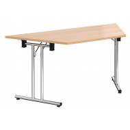 Adson Trapezoidal Folding Table
