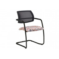 Swanston Mesh Back Visitor Conference Chair