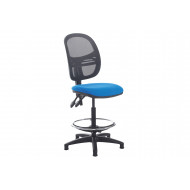 Vantage Mesh Back Draughtsmans Chair